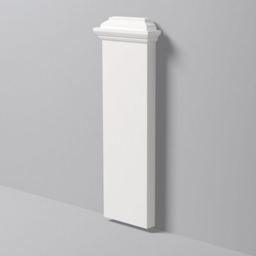 Skirting FD15 HD Polystyrene
